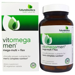 Futurebiotics Vitomega Men