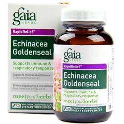 Gaia Herbs Echinacea Goldenseal