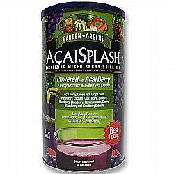 Garden Greens BerrySplash ACAI Powder