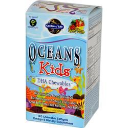 Garden of Life Oceans Kids DHA Chewables