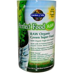 Garden of Life Perfect Food RAW Organic