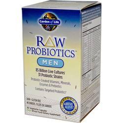 Garden of Life RAW Probiotics Men