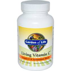 Garden of Life Living Vitamin C