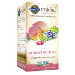 Garden of Life MyKind Organics Women's 40+ Multivitamin