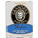 Grandpa's Thylox Acne Treatment Bar Soap with Sulfur