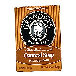 Grandpa's Old Fashioned Oatmeal Soap