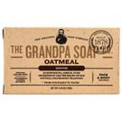 Grandpa's Oatmeal Face & Body Bar Soap - 3.25 Oz