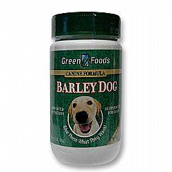 Green Foods Barley Dog