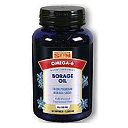 Health From the Sun Borage Oil