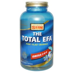 Health From the Sun The Total EFA