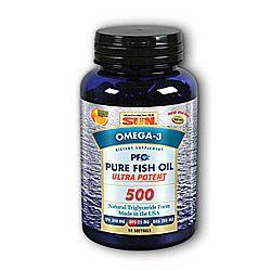 Health From the Sun PFO Pure Fish Oil Ultra Potent Mini