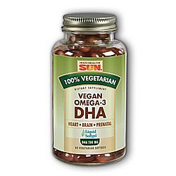 Health From the Sun Vegan Omega-3 DHA