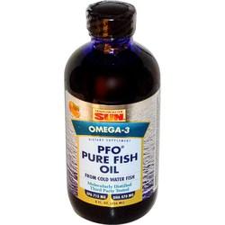 Health From the Sun PFO Pure Fish Oil Liquid