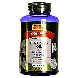 Health From the Sun Organic Flax 1000