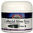 Heritage Store Colloidal Silver Salve  - 2 oz