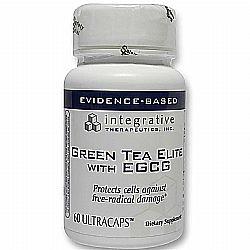 Integrative Therapeutics, Inc. Green Tea Elite With EGCG