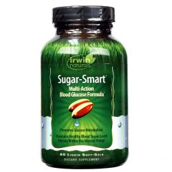 Irwin Naturals Sugar-Smart Multi-Action Blood Glucose Formula