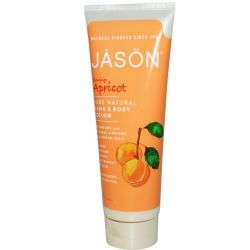 Jason Natural Cosmetics Apricot Pure Natural Hand & Body Lotion