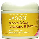 Jason Natural Cosmetics Revitalizing Vitamin E 5,000 IU Cream