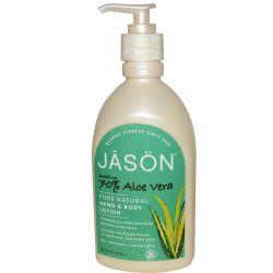 Jason Natural Cosmetics 70% Aloe Vera Natural Hand and Body Lotion