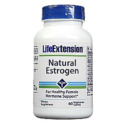 Life Extension Natural Estrogen
