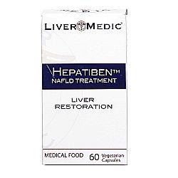 Liver Medic Hepatiben NAFLD