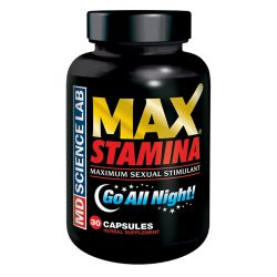 M.D. Science Lab Max Stamina
