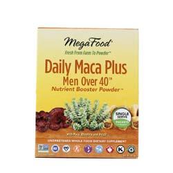 MegaFood Daily Maca Plus-Men Over 40