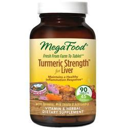 MegaFood Turmeric Strength for Liver