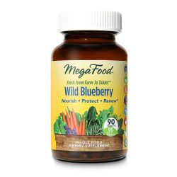 MegaFood Wild Blueberry
