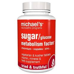Michael's Glucose/Sugar Metabolism Factors (Original)