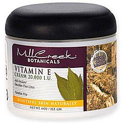Mill Creek Vitamin E Cream 20000 IU