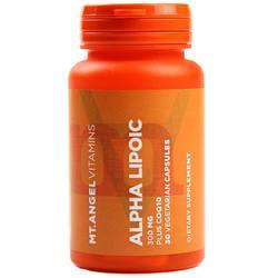 Mt Angel Vitamins Alpha Lipoic plus CoQ10