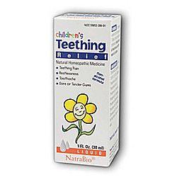 Natra-Bio Children's Teething Relief