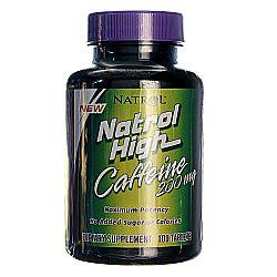 Natrol High Caffeine 200 mg