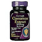 Natrol Cinnamon Extract 500 mg