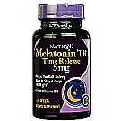 Natrol Melatonin 5 mg Time Release