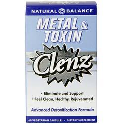 Natural Balance Metal and Toxin Clenz