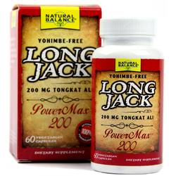 Natural Balance Long Jack PowerMax 200