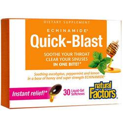 Natural Factors Echimanide Quick-Blast