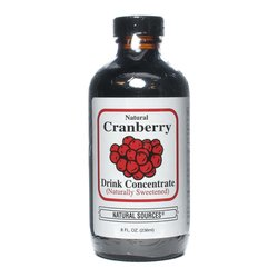 Natural Sources Cranberry Concentrate