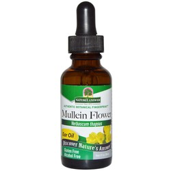 Nature's Answer Mullein Flower Ear Oil AF