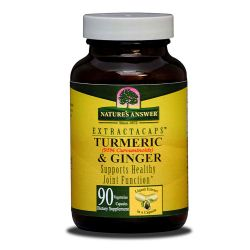 Nature's Answer Turmeric and Ginger