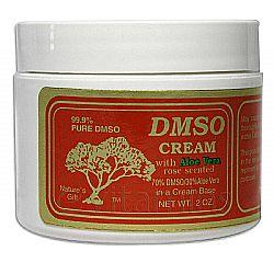 Nature's Gift DMSO Cream with Aloe Vera