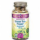 Nature's Herbs Green Tea Power - Caffeine Free