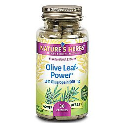 Nature's Herbs Olive Leaf Power