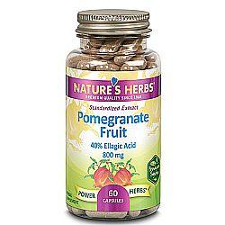 Nature's Herbs Pomegranate Fruit
