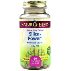 Nature's Herbs Silica Power