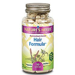 Nature's Herbs Hair Formula