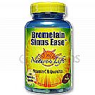 Nature's Life Bromelain Sinus Ease